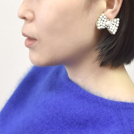 Costume Jewelry With Jewels Earrings