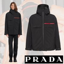 PRADA Short Plain Jackets