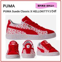 PUMA SUEDE Kids Girl Shoes