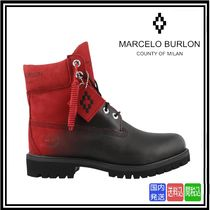 Marcelo Burlon Collaboration Boots