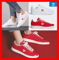 adidas STAN SMITH Street Style Low-Top Sneakers