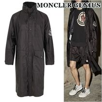 MONCLER Long Trench Coats