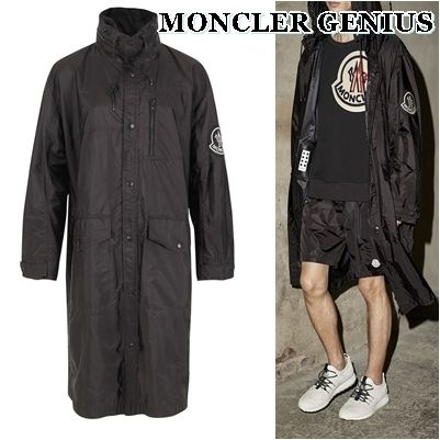 ce06b5288509 MONCLER Trench Long Trench Coats 7 MONCLER Trench Long Trench Coats ...
