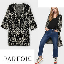 PARFOIS Long Office Style Jackets
