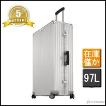 RIMOWA CLASSIC FLIGHT Unisex Over 7 Days Hard Type TSA Lock Luggage & Travel Bags