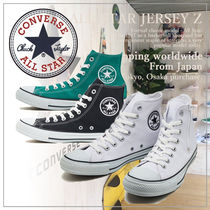 CONVERSE ALL STAR Casual Style Plain Low-Top Sneakers