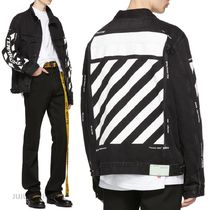 Off-White Denim Jackets
