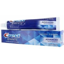 Crest Tooth Pastes