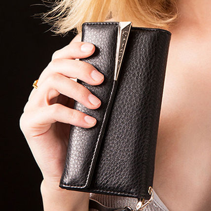Wristlet Folio Black for iPhone XS and iPhone X