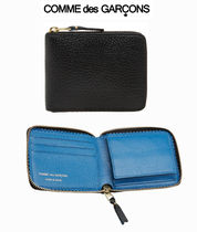 COMME des GARCONS Leather Folding Wallets