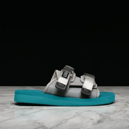 Street Style Collaboration Sandals