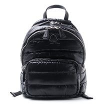 MONCLER Unisex Plain Backpacks