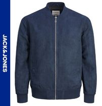 Jack & Jones Faux Fur Street Style Biker Jackets
