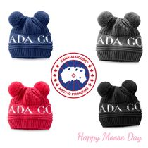 CANADA GOOSE Unisex Street Style Baby Girl Accessories