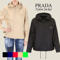 PRADA Nylon Jackets
