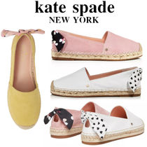 kate spade new york Casual Style Plain Flats