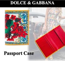 Dolce & Gabbana Passport Cases