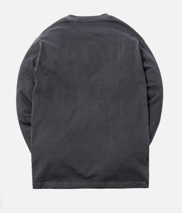 KITH NYC Long Sleeve Crew Neck Street Style Long Sleeves Cotton 3