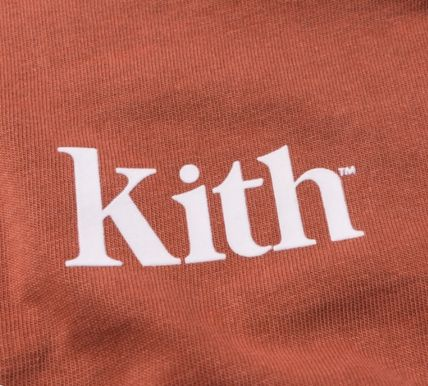 KITH NYC Long Sleeve Crew Neck Street Style Long Sleeves Cotton 7