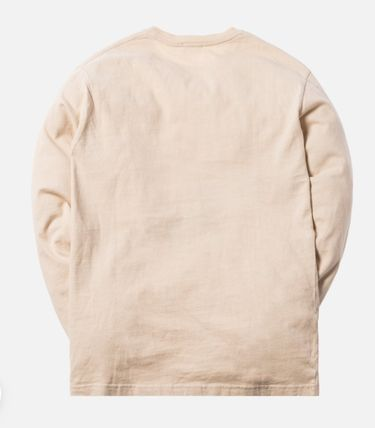 KITH NYC Long Sleeve Crew Neck Street Style Long Sleeves Cotton 9