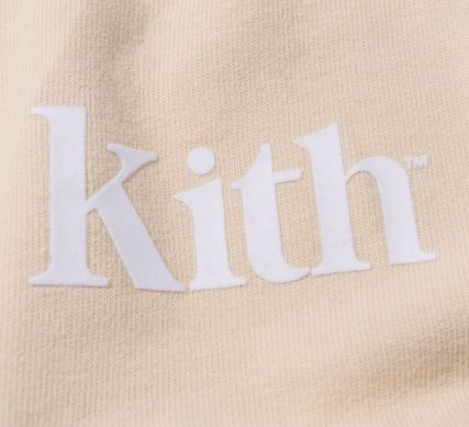 KITH NYC Long Sleeve Crew Neck Street Style Long Sleeves Cotton 10