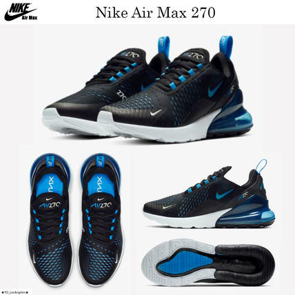 competitive price 6c6ac 24713 Nike AIR MAX 270 2019 SS Street Style Sneakers