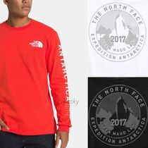 THE NORTH FACE Cotton Short Sleeves T-Shirts