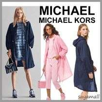 Michael Kors Plain Medium Elegant Style Jackets