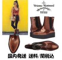 Vivienne Westwood Collaboration PVC Clothing Rain Boots Boots