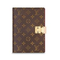 Louis Vuitton MONOGRAM Notebook Cover Paul Mm