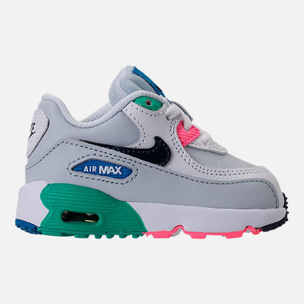 639d22576c9 Nike AIR MAX 90 Baby Girl Shoes