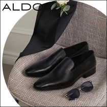 ALDO [ALDO] Elegant Leather Slip-on Dress Loafer - Zomba