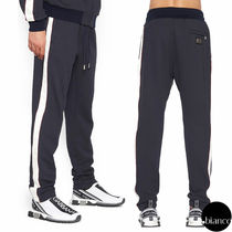 Dolce & Gabbana Sweat Bi-color Joggers & Sweatpants