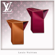 Louis Vuitton NOMADO Unisex Blended Fabrics Table & Chair