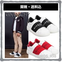 GIVENCHY Unisex Petit Street Style Kids Girl Sneakers