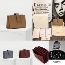 CELINE Calfskin Card Holders