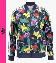 adidas Flower Patterns Street Style Jackets