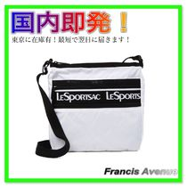 LeSportsac Nylon Plain Shoulder Bags