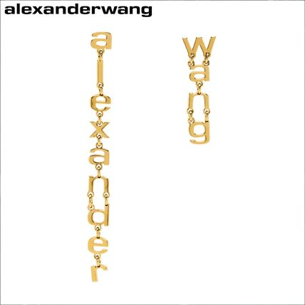 Casual Style Street Style Brass Earrings & Piercings