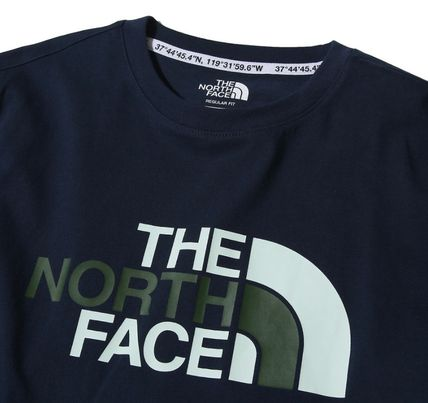 THE NORTH FACE More T-Shirts Street Style T-Shirts 19