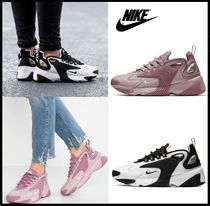 Nike AIR ZOOM Casual Style Street Style Low-Top Sneakers