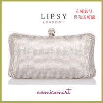 Lipsy 2WAY Chain Plain Party Style With Jewels Party Bags