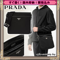 PRADA Messenger & Shoulder Bags