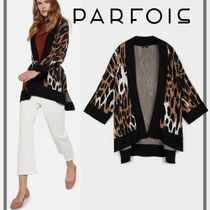 PARFOIS Plain Office Style Coats