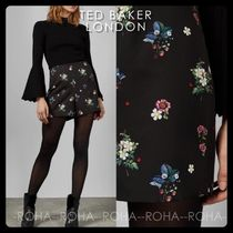 TED BAKER Short Flower Patterns Casual Style Shorts