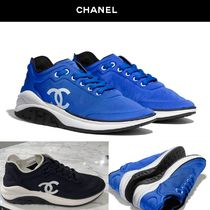 CHANEL Bi-color Sneakers