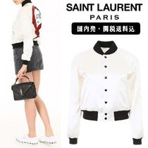 Saint Laurent Short Heart Jackets