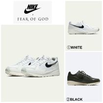 FEAR OF GOD Street Style Collaboration Sneakers