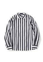 FRED PERRY Stripes Street Style Long Sleeves Cotton Shirts & Blouses