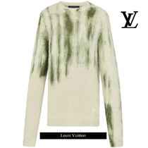 Louis Vuitton Wool Long Sleeves Knits & Sweaters